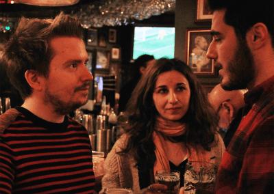 Pub Night - QueenArms