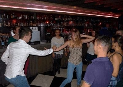 Pub Night - Ghillie Dhu