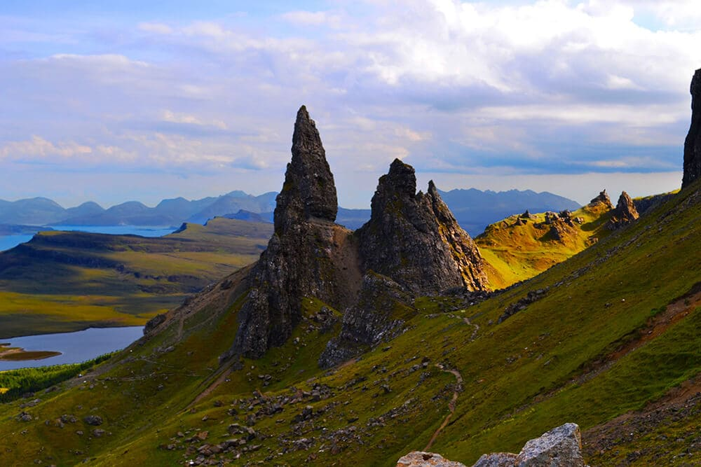 inlingua edinburgh  u2013 old man of storr  u2013 isle of skye
