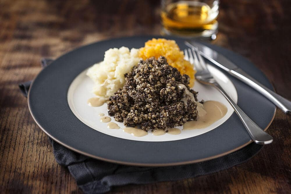 inlingua Edinburgh - Blog post - Scottish Cuisine - Scottish Dishes - Haggis