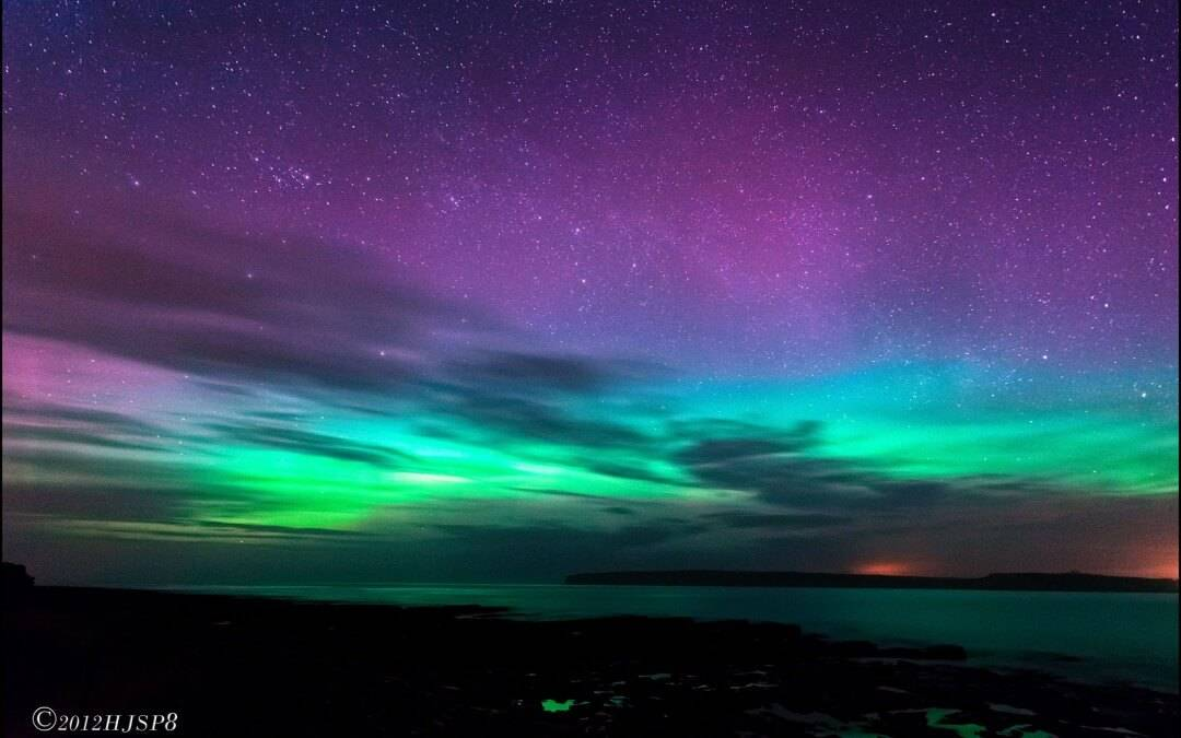 10 Breath-taking Pictures of Aurora Borealis in Scotland