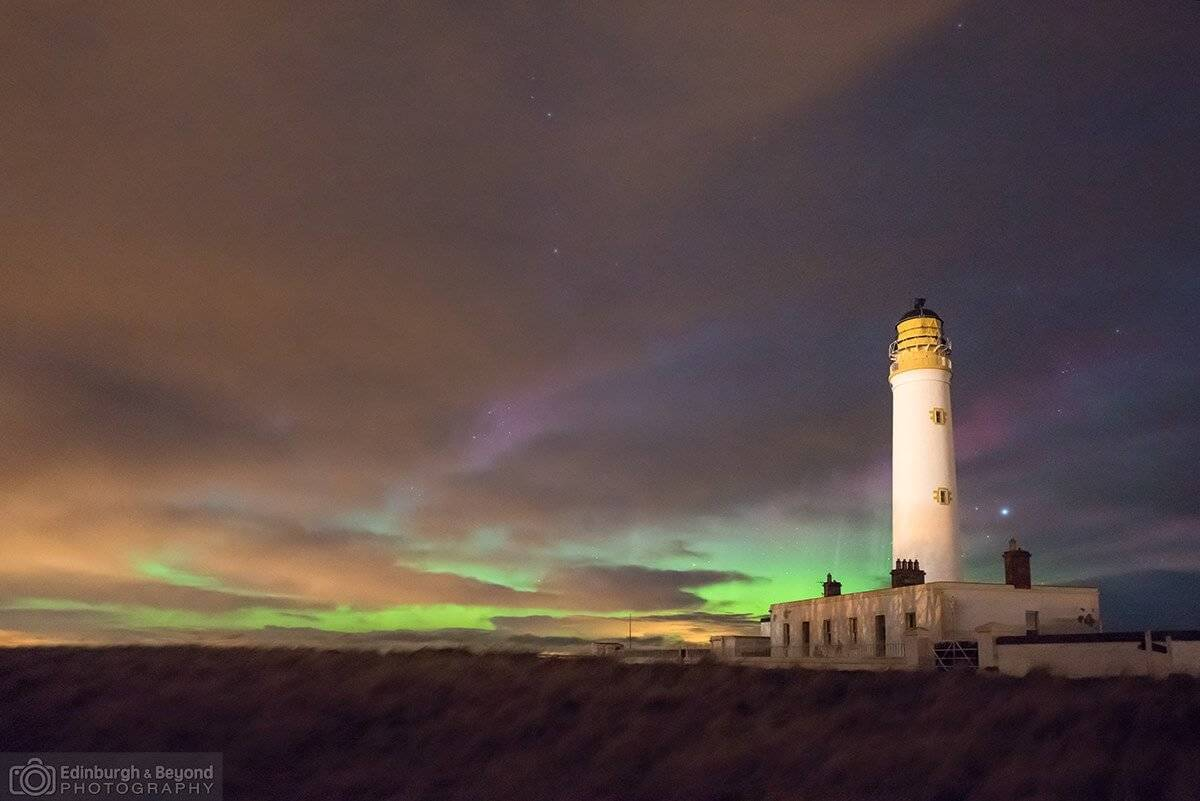 Barns ness lighthouse 2