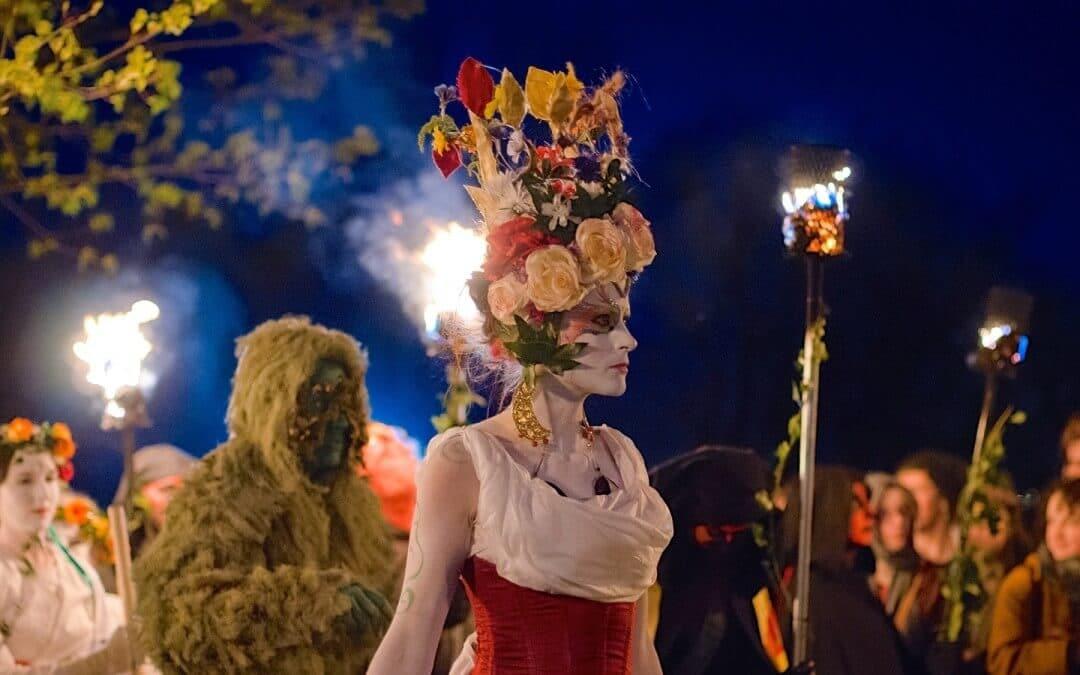 Beltane Fire Festival 2015!