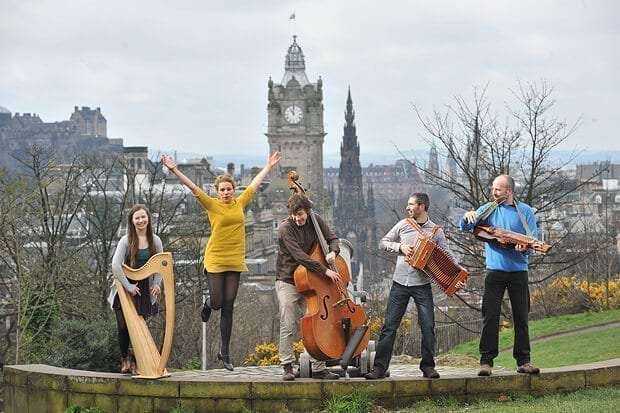 #TradFest – The Traditional Art Festival of Edinburgh – From 29th April to 10th May