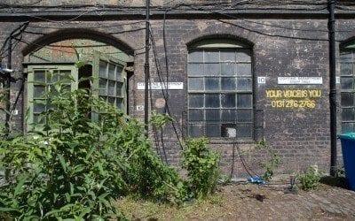 Discover Edinburgh's Underground Arts Scene