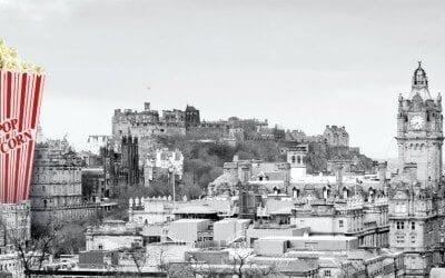 Sit back and enjoy Edinburgh's outdoor cinemas!