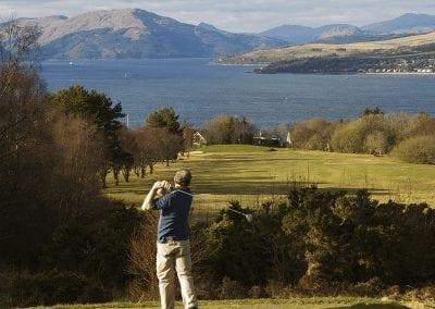 inlingua Edinburgh - English Plus Golf in Scotland