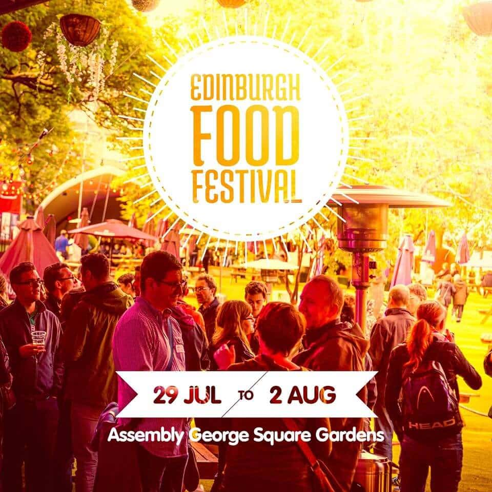 The Edinburgh Food Festival Starts Today!