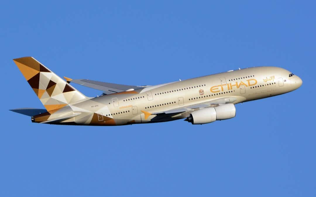 Edinburgh becomes even more connected with Etihad Airways!