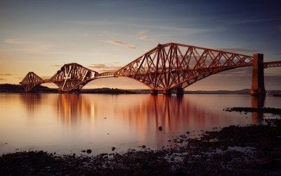 Forth Bridge Named as Scotland's Sixth World Heritage Site