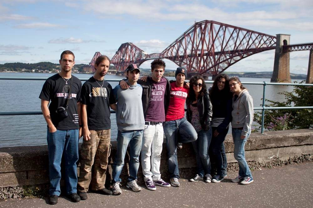 forth Rail bridge Trip