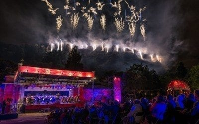 The Best Places to Watch the Edinburgh Festival Fireworks for Free!