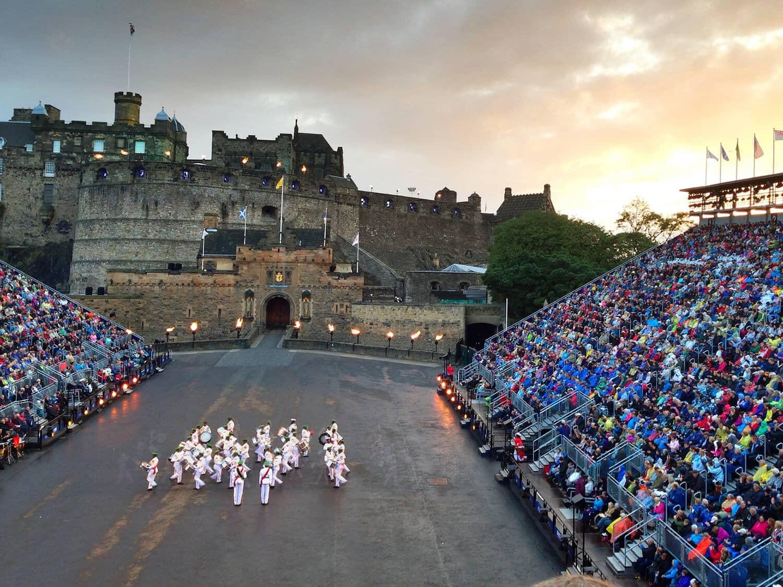 The Incredible Royal Edinburgh Military Tattoo Kicked Started the Festival Season Last Night!
