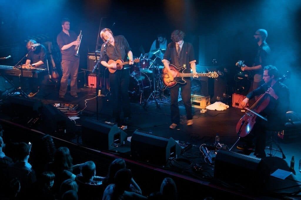 Discover Edinburgh's Live Music Scene!