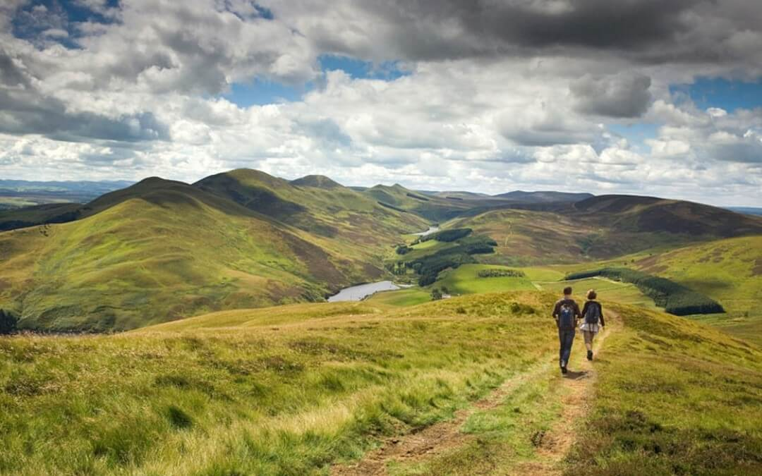 10 Ways to Explore the Outdoors in Edinburgh