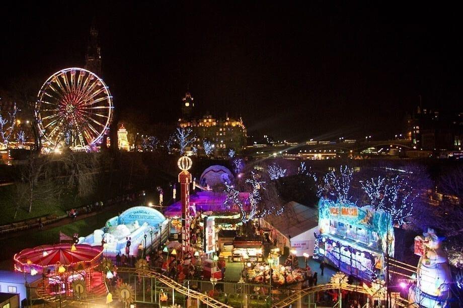 10 Festive Things To Do In Edinburgh This Christmas Inlingua Edinburgh