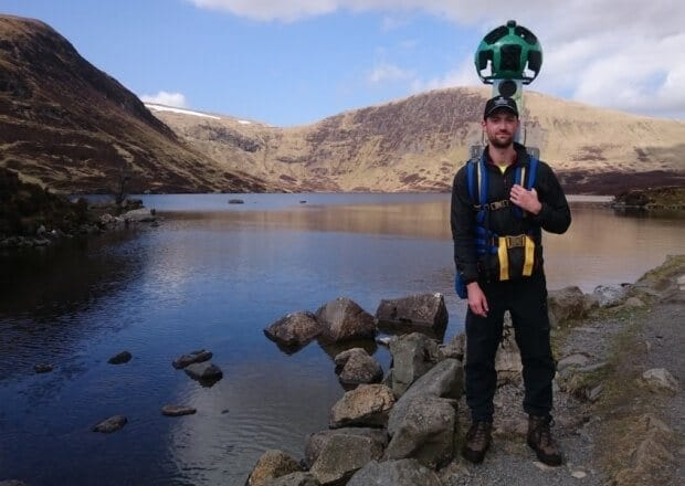 Take a virtual tour of the most iconic Scottish places with Google StreetView!