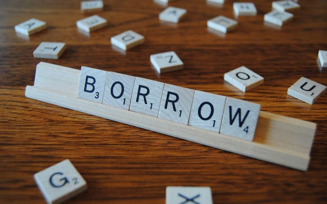 How to talk about borrowing, lending, and property in English!