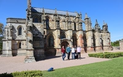 Rosslyn Chapel: A Treasure in Stone