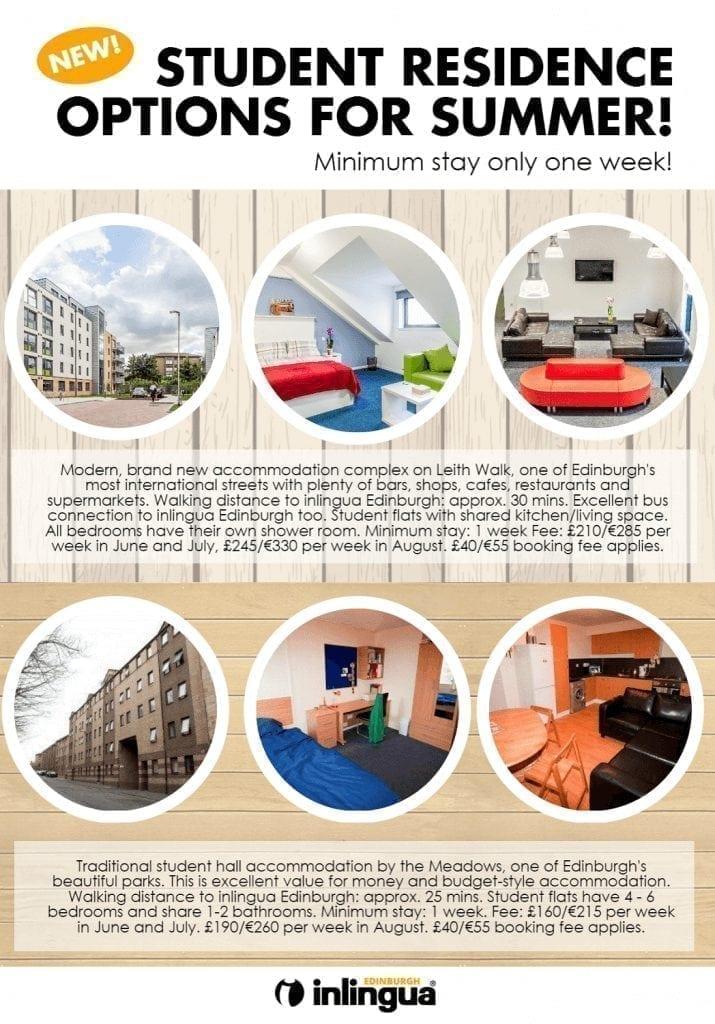 Student Residence - Summer 2016
