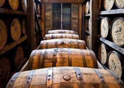 distillery-barrels-591602 by skeeze via pixabay - Public Domain