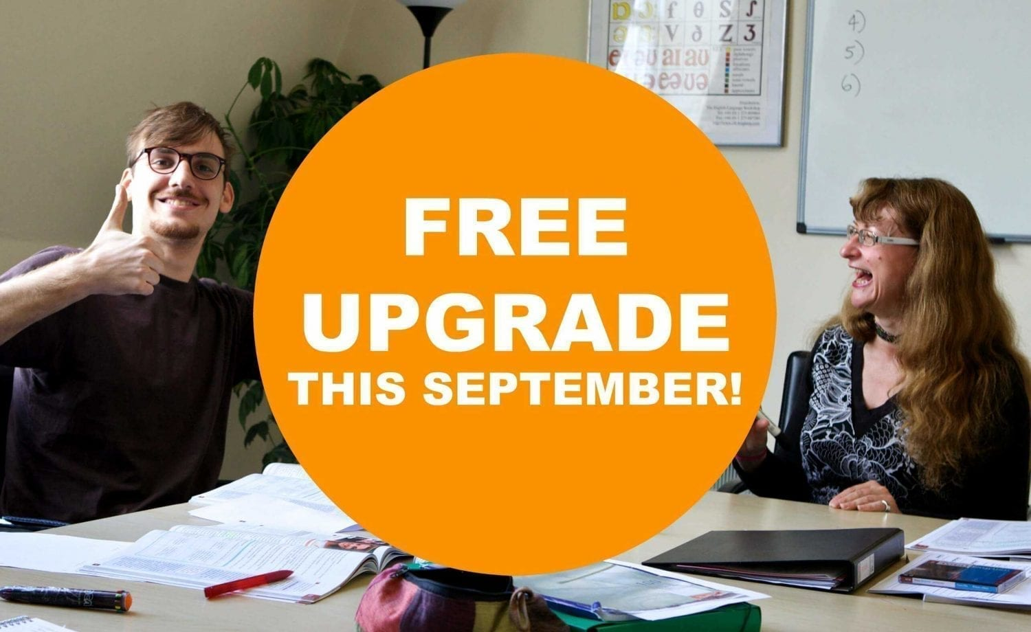 [AGENT EXCLUSIVE] Upgrade Your Students for Free!