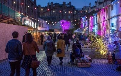 What's on in May in Edinburgh