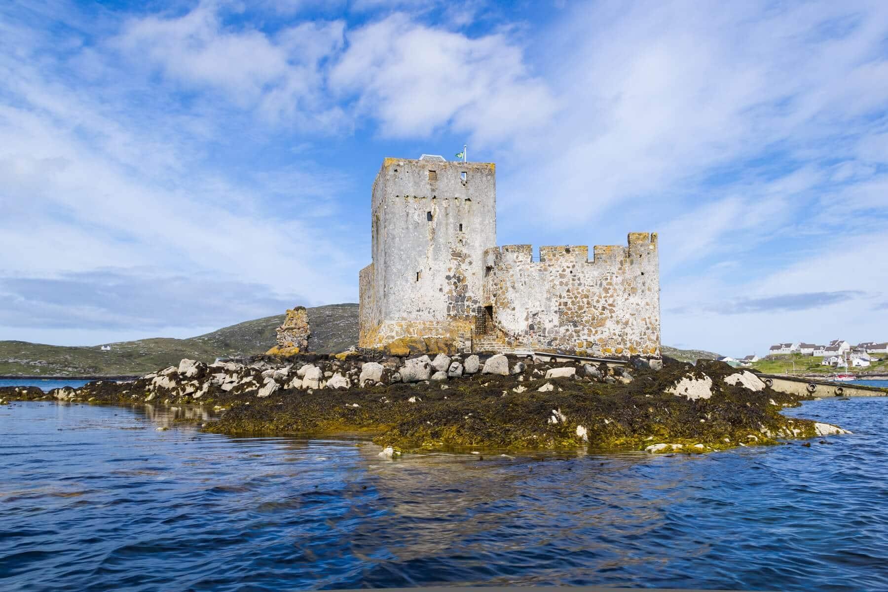 Barra Castle