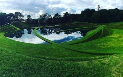 Jupiter Artland: The beautiful modern art park near Edinburgh you can't miss!