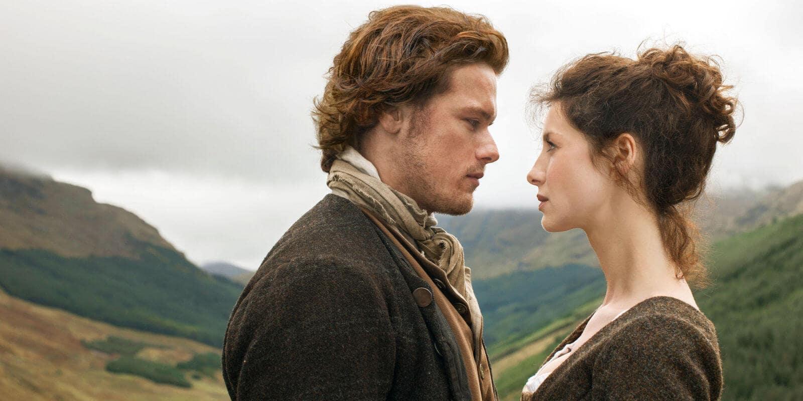Outlander cast spotted in Edinburgh!