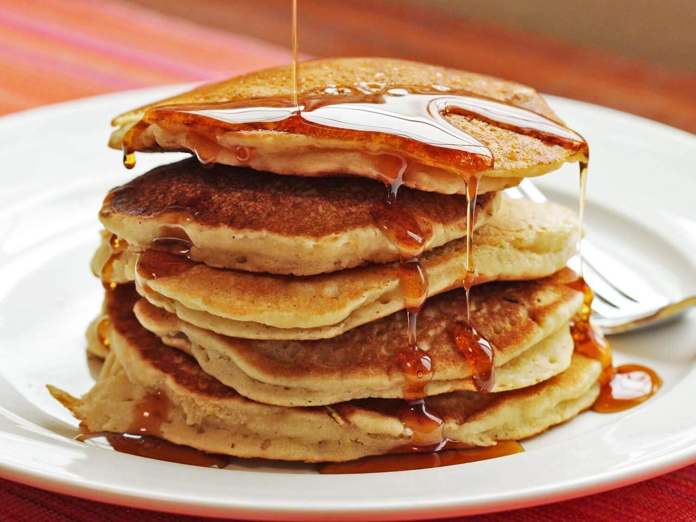 Pancake Day the British Way!