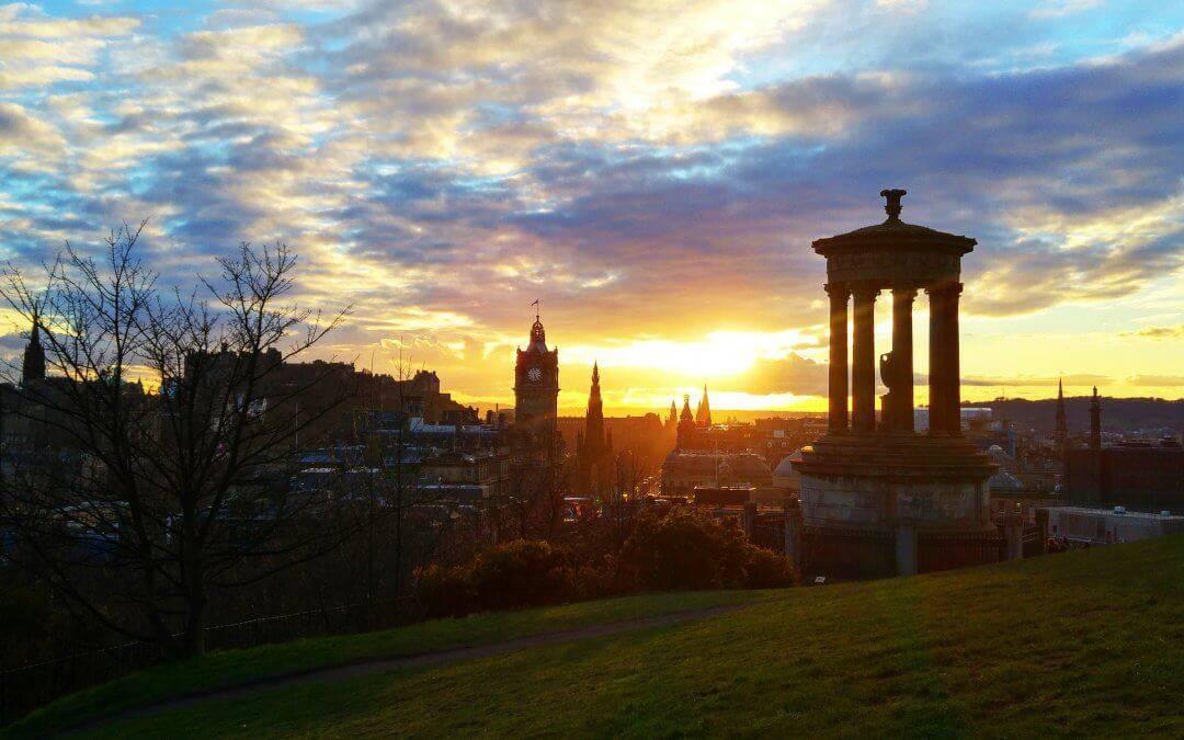 Explore Edinburgh in Pictures: February