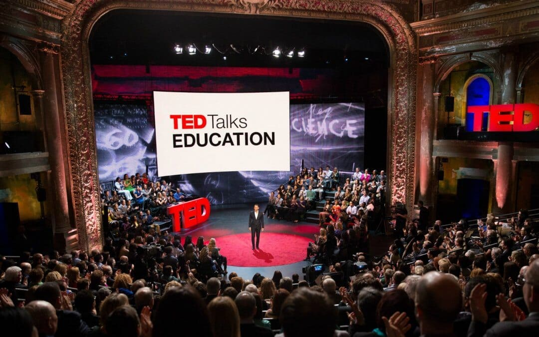 10 of the most inspirational TED Talks to practise your English!