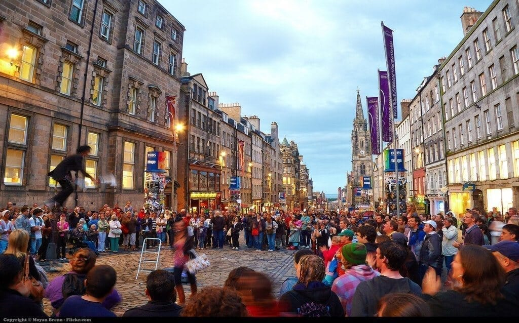 Make This Summer Unforgettable with Edinburgh's Festivals!