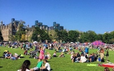 13 Best Places to Picnic in Edinburgh