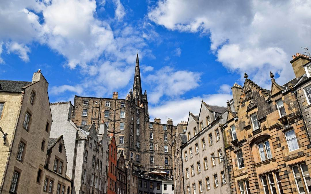 [Vlog] 20 Things to do in Edinburgh