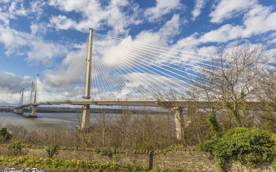 Six facts about the Queensferry Crossing