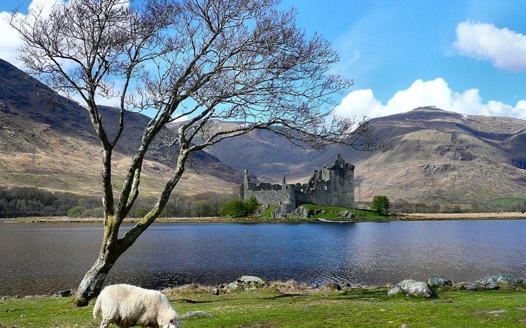 Scotland voted the most beautiful country in the world