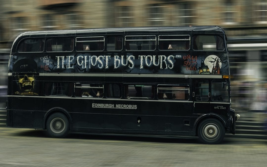 All Aboard for Edinburgh's Most Peculiar Tour