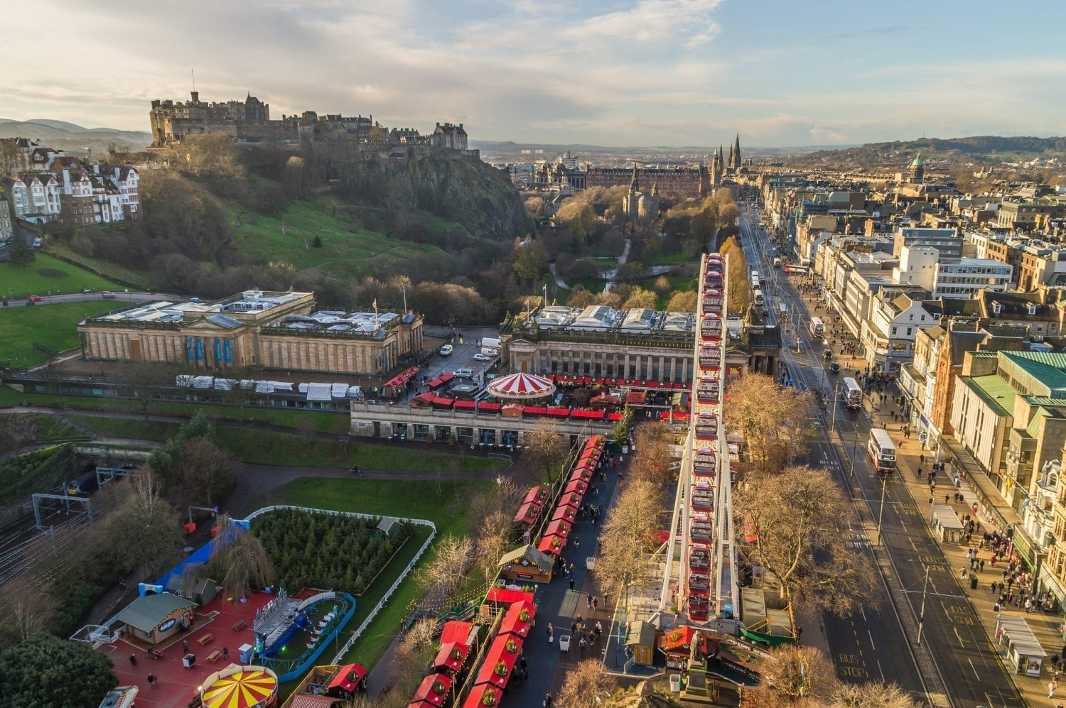 edinburgh u2019s christmas markets