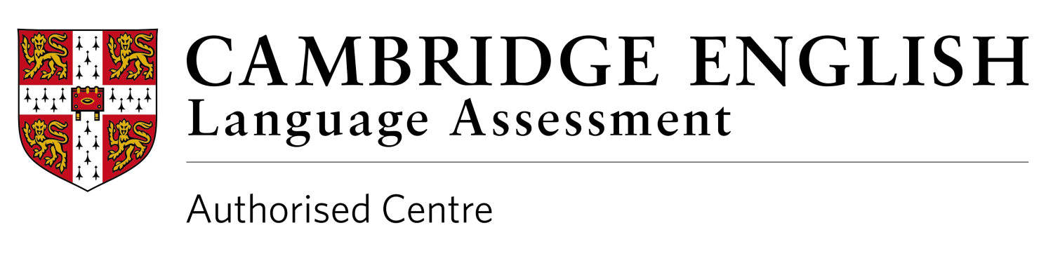 Cambridge English - Language Assessment Authorised Centre
