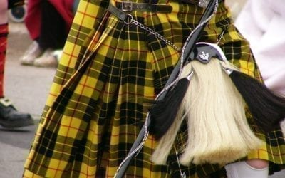 The history of Scotland's most famous clans