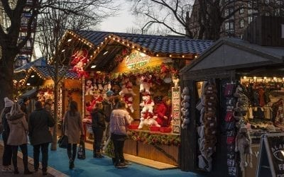 What to expect from Edinburgh Christmas 2018