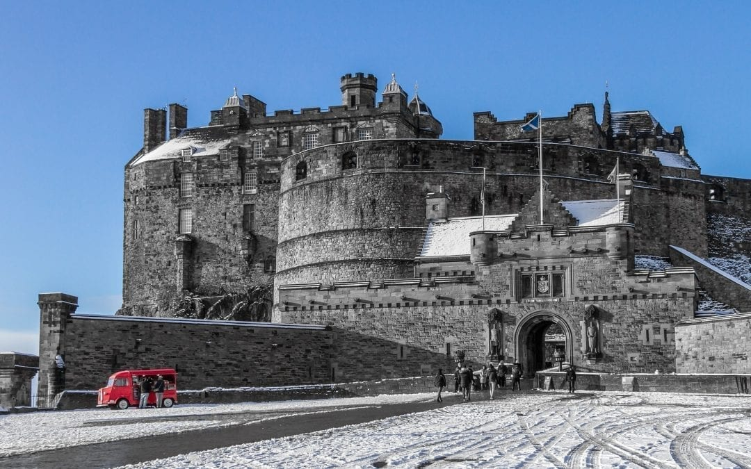 Why Winter is the Perfect Time to Visit Edinburgh