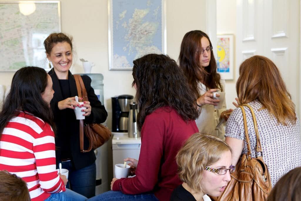 A - inlingua Edinburgh - Students - Student Room 11