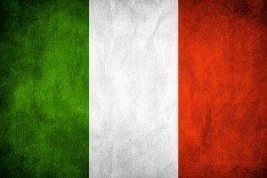 Итальянский флаг2