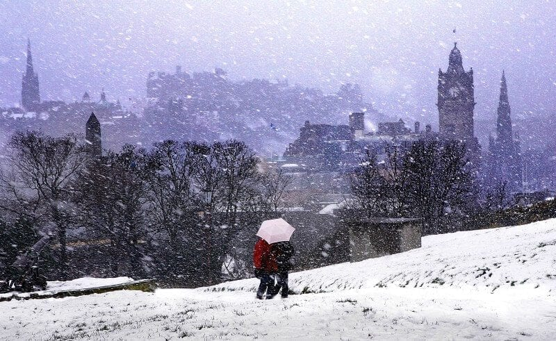 Scottish Winter Is Beautiful 14 Breath Taking Pictures