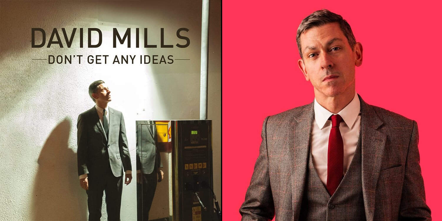 inlingua Edinburgh - blog post - Things to do in Edinburgh - David Mills - Stand up comedy show - Don't get any ideas - Free Fringe Festival Edinburgh - PBH Free Fring 2015