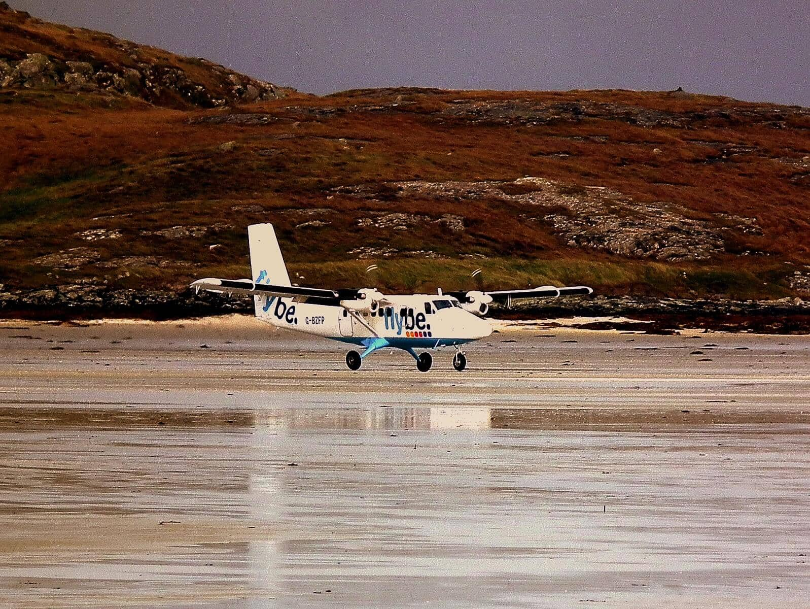 Isle of Barra Airport