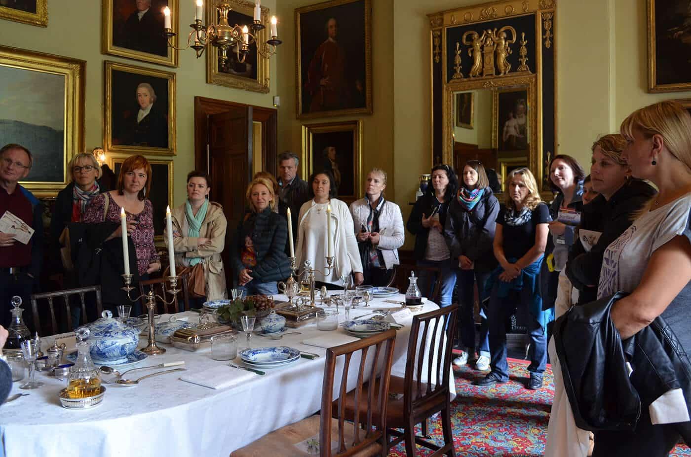 The Georgian House - Edinburgh - Social Programme